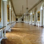 Grand Trianon, Cotelle Gallery, Versailles, Paris