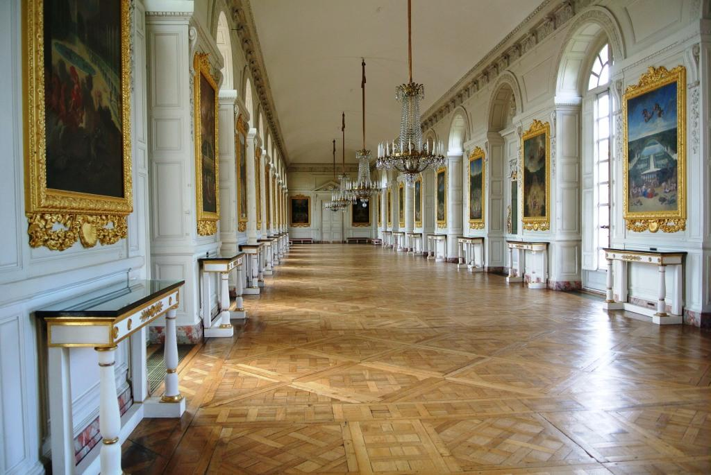 Grand Trianon, Cotelle Gallery, Versailles, Paris