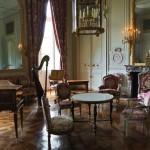 Petite Trianon, Music Salon, Versailles, Paris