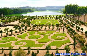 Versailles, Gardens
