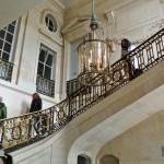 Grand Staircase, Petite Trianon, Versailles, Paris