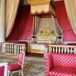 Grand Trianon, Royal Bedroom, Versailles, Paris