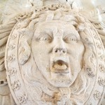 Medusa, Petite Trianon, Versailles