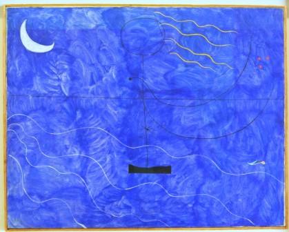 Pompidou Miro