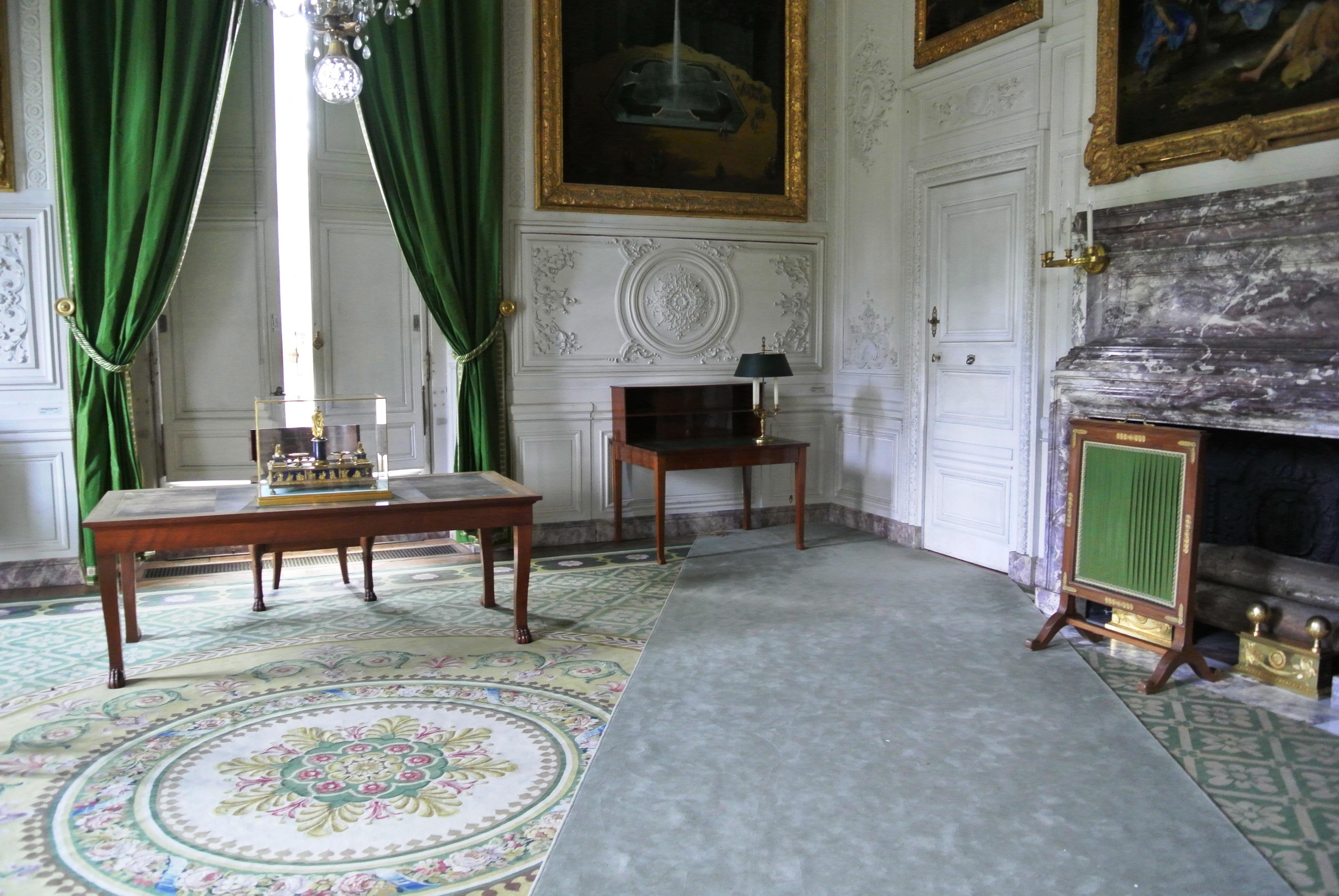 Grand Trianon, Napoleon's Study, Versailles, Paris