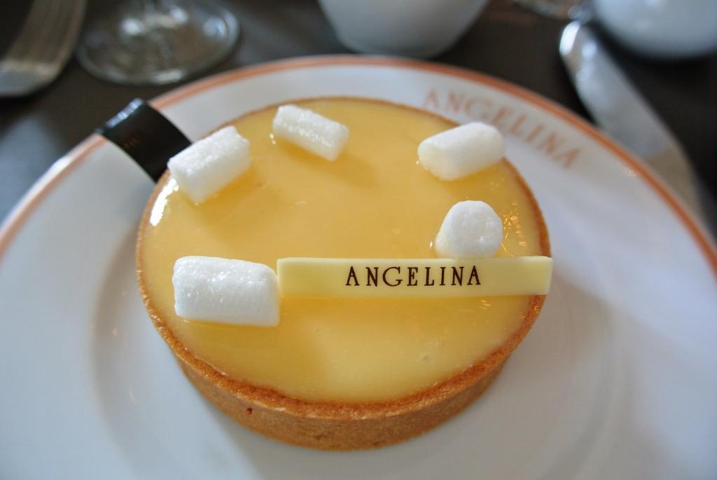 Versailles, Paris, Angelina's