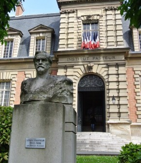 Pasteur Institute Museum Exterior, Paris