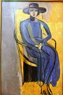 Pompidou Matisse Prozor
