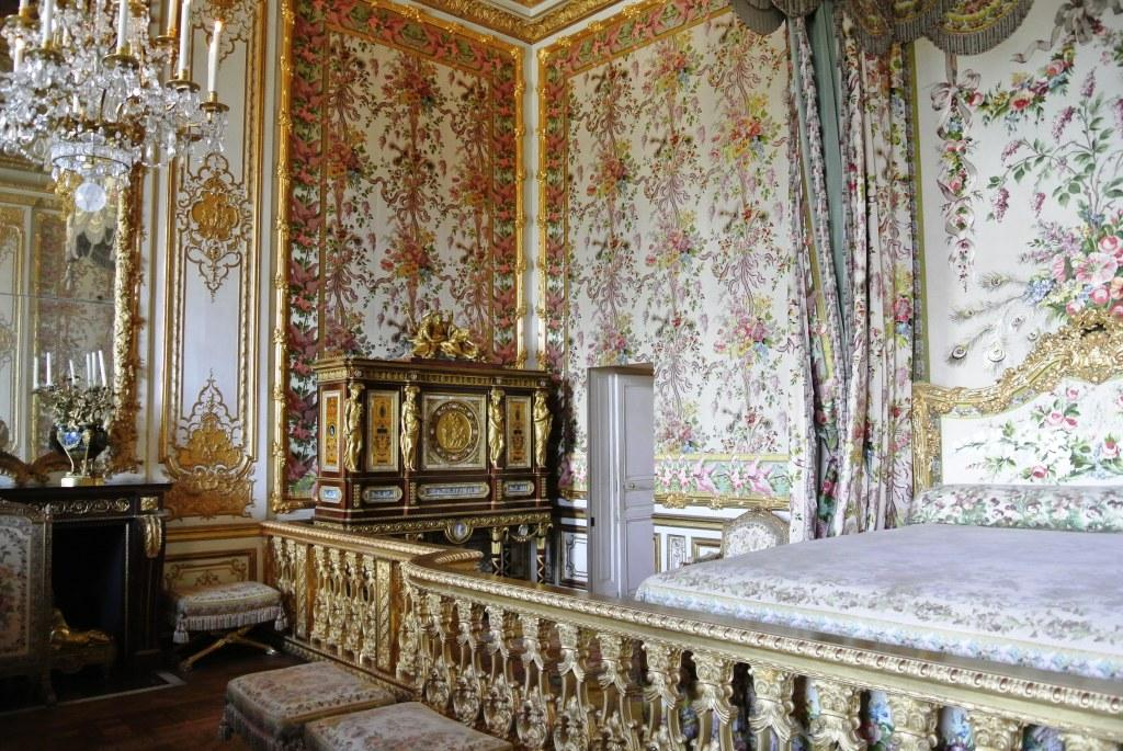 Versailles Chateau, Queen's Bedroom, Paris