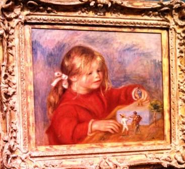 Renoir, Claude Renoir, Orangerie