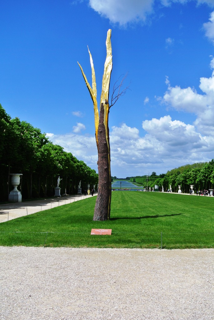 Versailles Gardens, Bronze sculpture, Paris