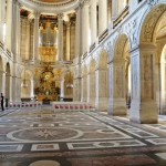 Versailles Chateau, Royal Chapel, Paris