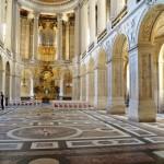 Versailles Chateau, Royal Chapel, Paris