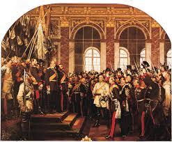 Kaiser Wilhelm, Hall of Mirrors, 1871