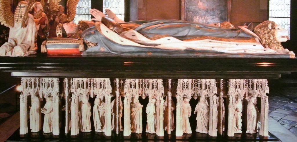 Mourners of Duke John of Burgundy, Cluny Museum, Paris