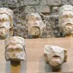 Cluny Museum, Heads of the Kings of Judah, Paris