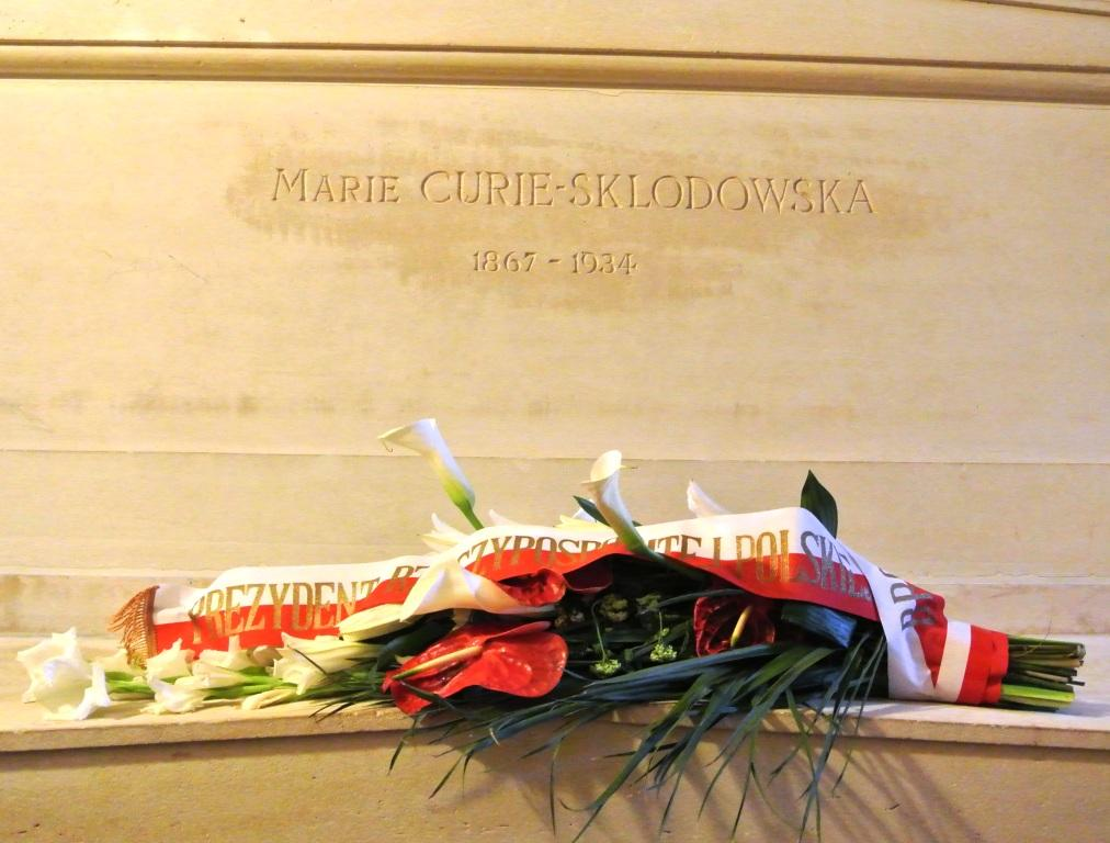 Pantheon, Marie Curie, Crypt, Tomb, Paris