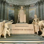 Pantheon, Monument to the French Revolutionaries, Paris